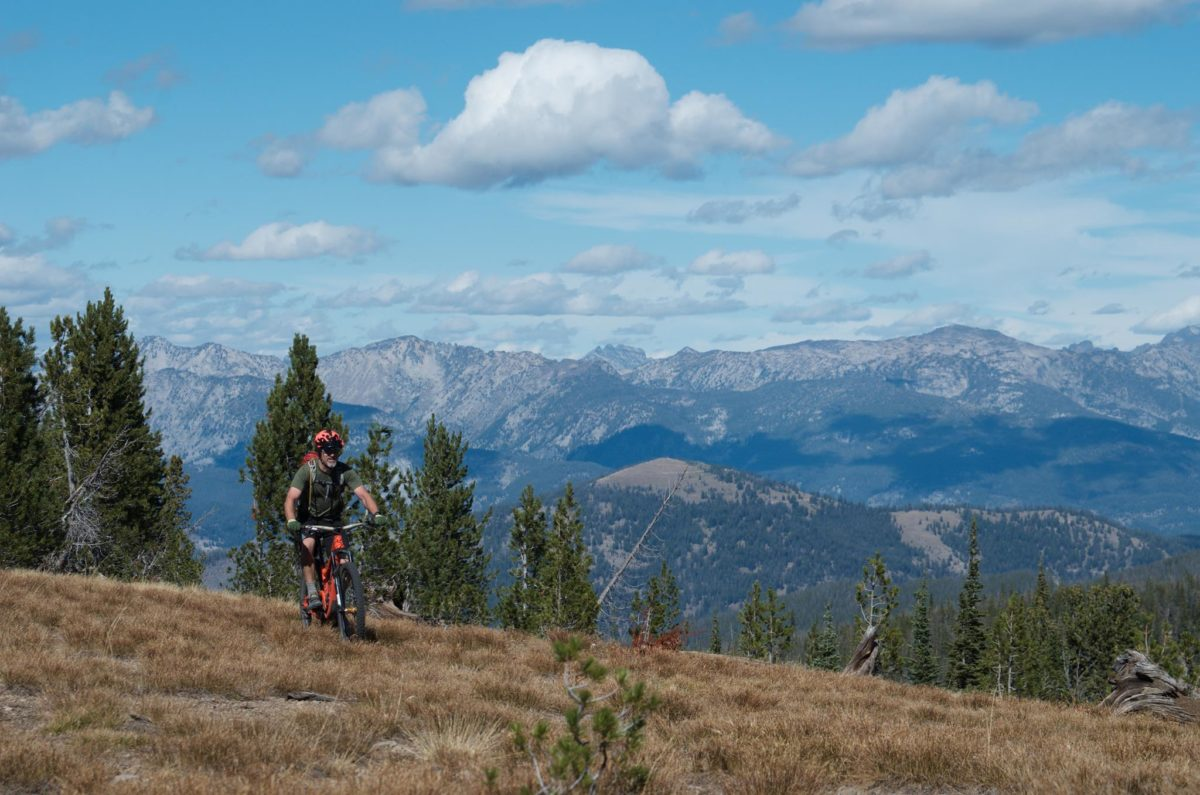 Thanks to anti bike lobbies, uninformed judges, and a myopic USFS, Big Sky Country has been getting much smaller for cyclists. (photo: Bitterroot Backcountry Cyclists)