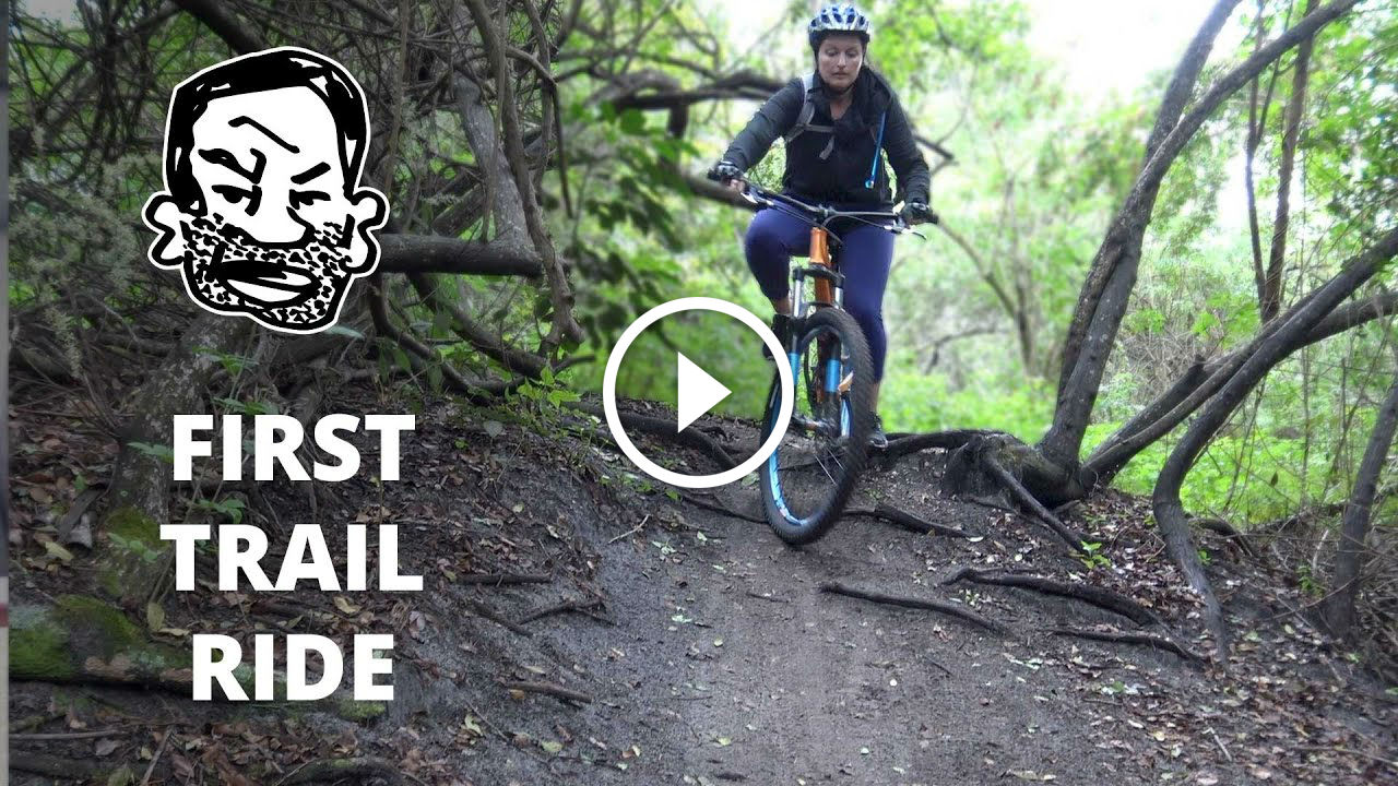 how to ride a moutain bike