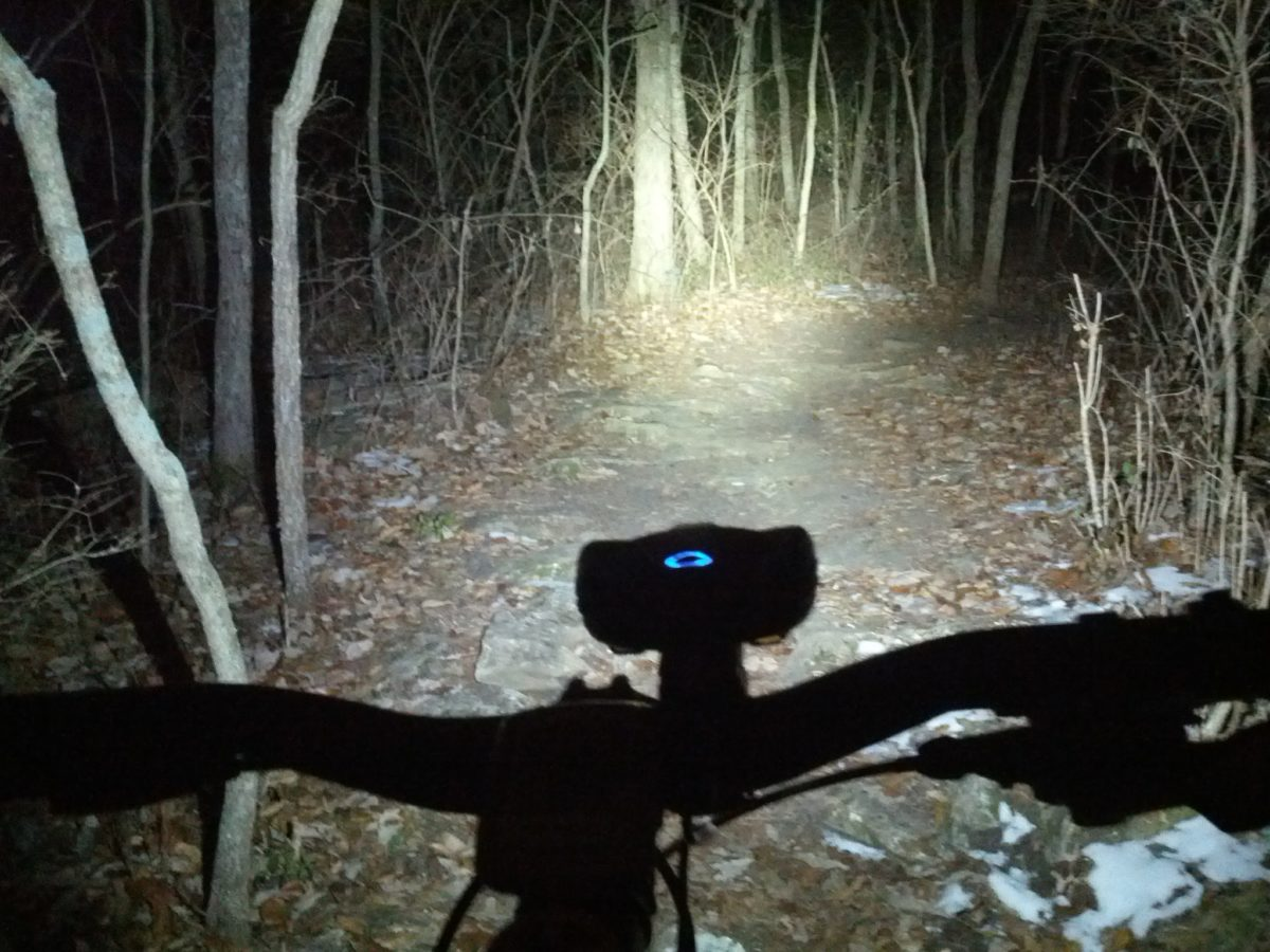 Some of the greatest times on a bike have been in the middle of a race out there on long, lonely lap in the middle of the night.