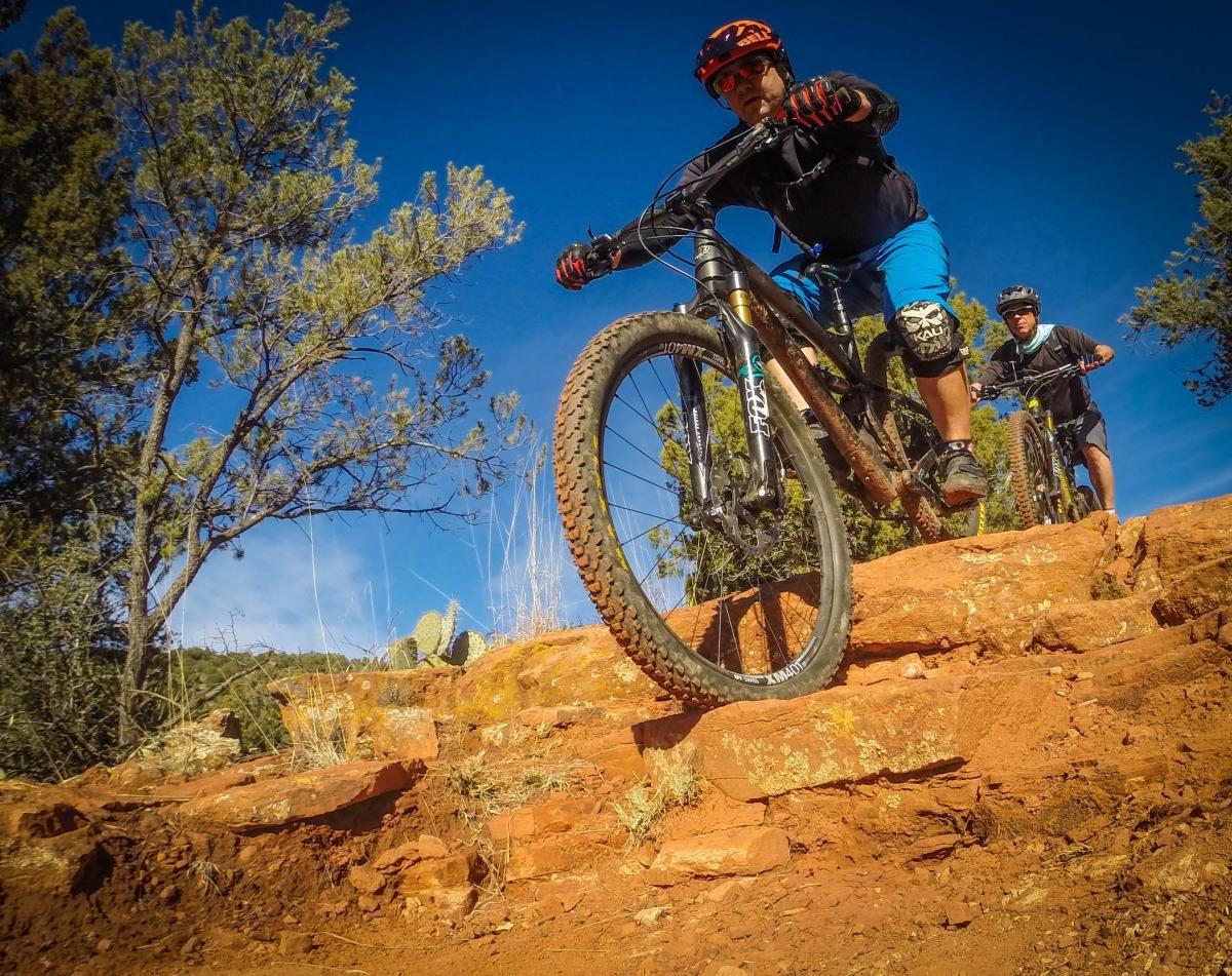 Chuckwagon Trail, Sedona, Arizona. Photo: Michael Paul