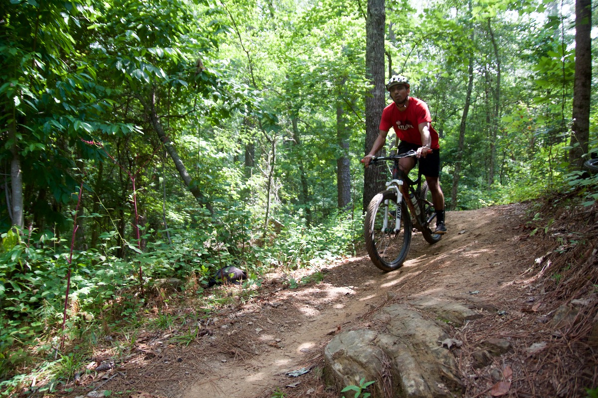 Don't Scare the Newbie! How to Take a First-Timer Mountain Biking