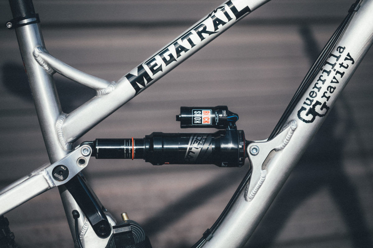 Megatrail 8