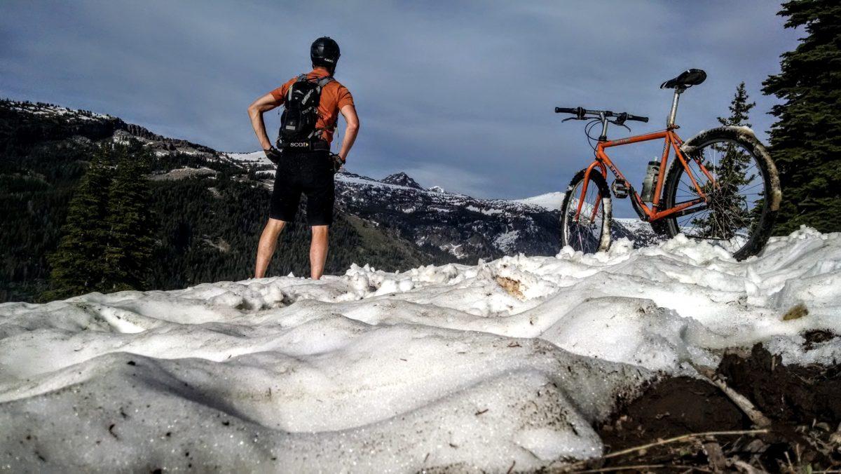 Trek - snow 5