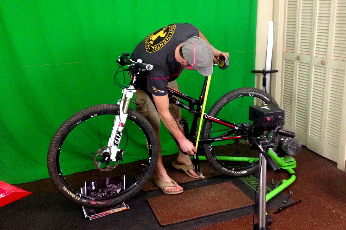 What size mountain bike do I need? - Singletracks Mountain Bike News