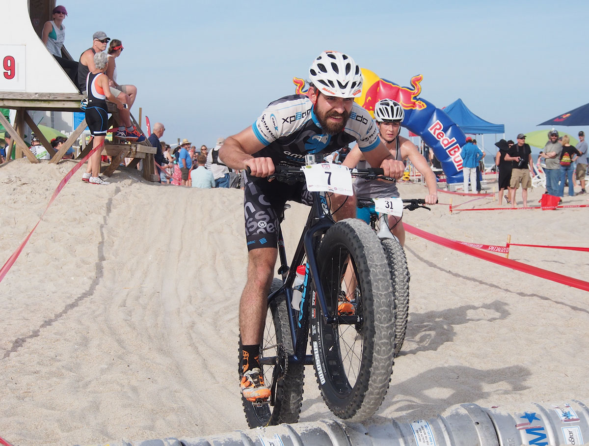 Us Open Fat Bike Beach Championship Who Is The Fastest In The Sand