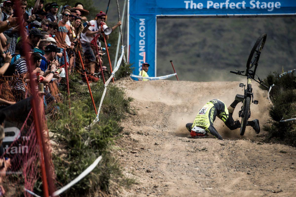 Rider: George Brannigan. Photo: Bartek Wolinski / Red Bull Content Pool
