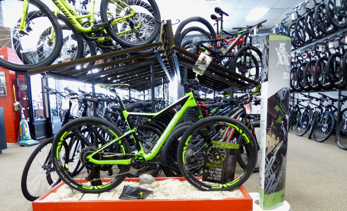 When you look at the price and get sticker shock, it's easy to overlook the technology and research and development that goes into a modern mountain bike.