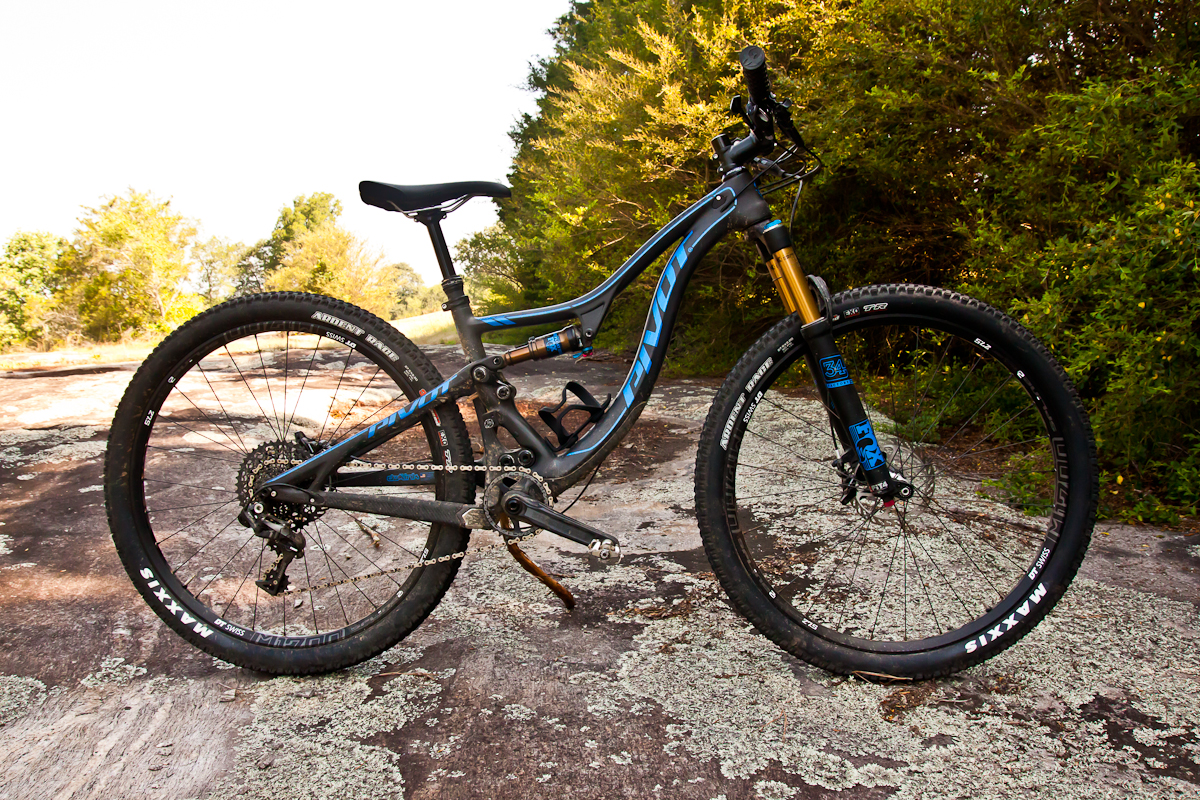 Pivot Mach 4 Carbon Mountain Bike Review Singletracks Mountain