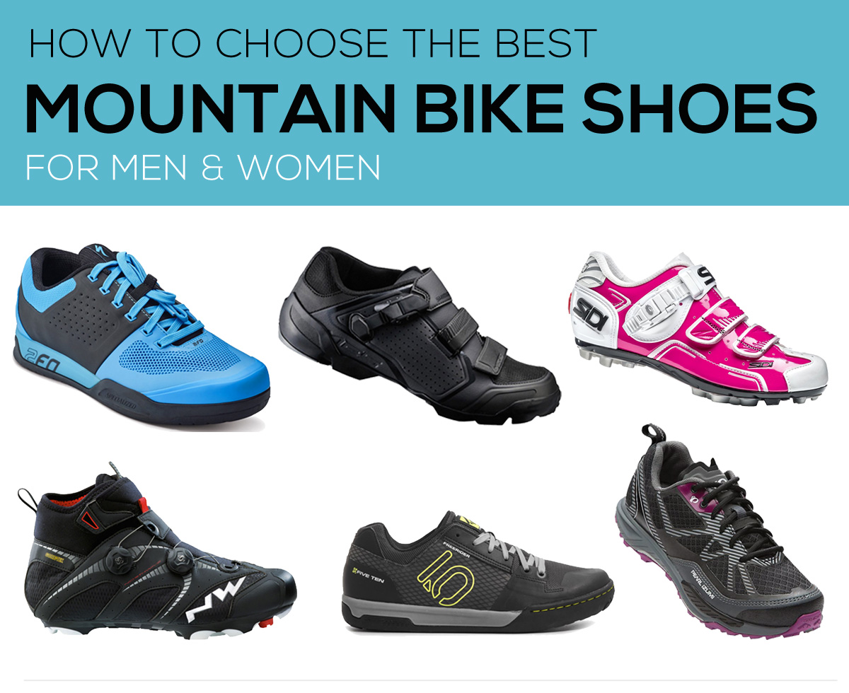 35e0ca457ec How to Choose the Best Mountain Bike Shoes - Singletracks Mountain ...
