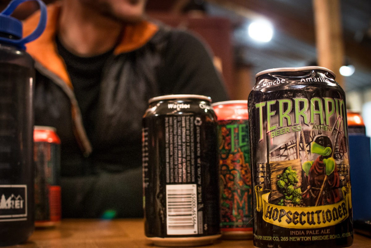 Terrapin, for hydration
