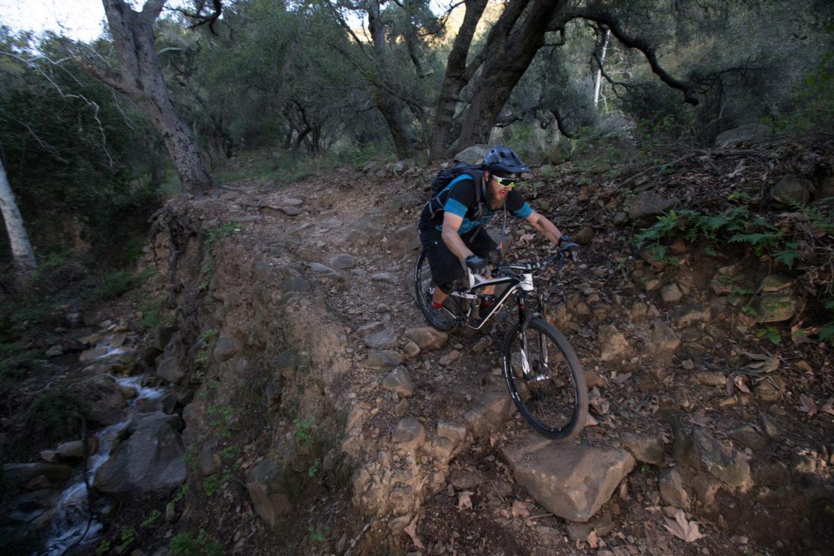 Rider: Greg Heil. Photo: Wil Matthews