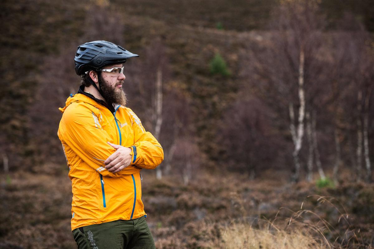 Rider: Greg Heil. Photo: Ross Bell