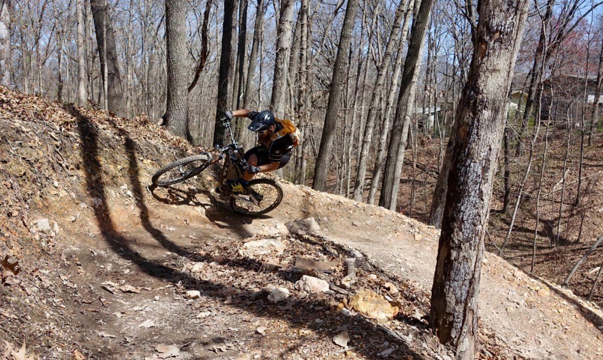 Rider: Greg Heil. Photo: Nathan W.