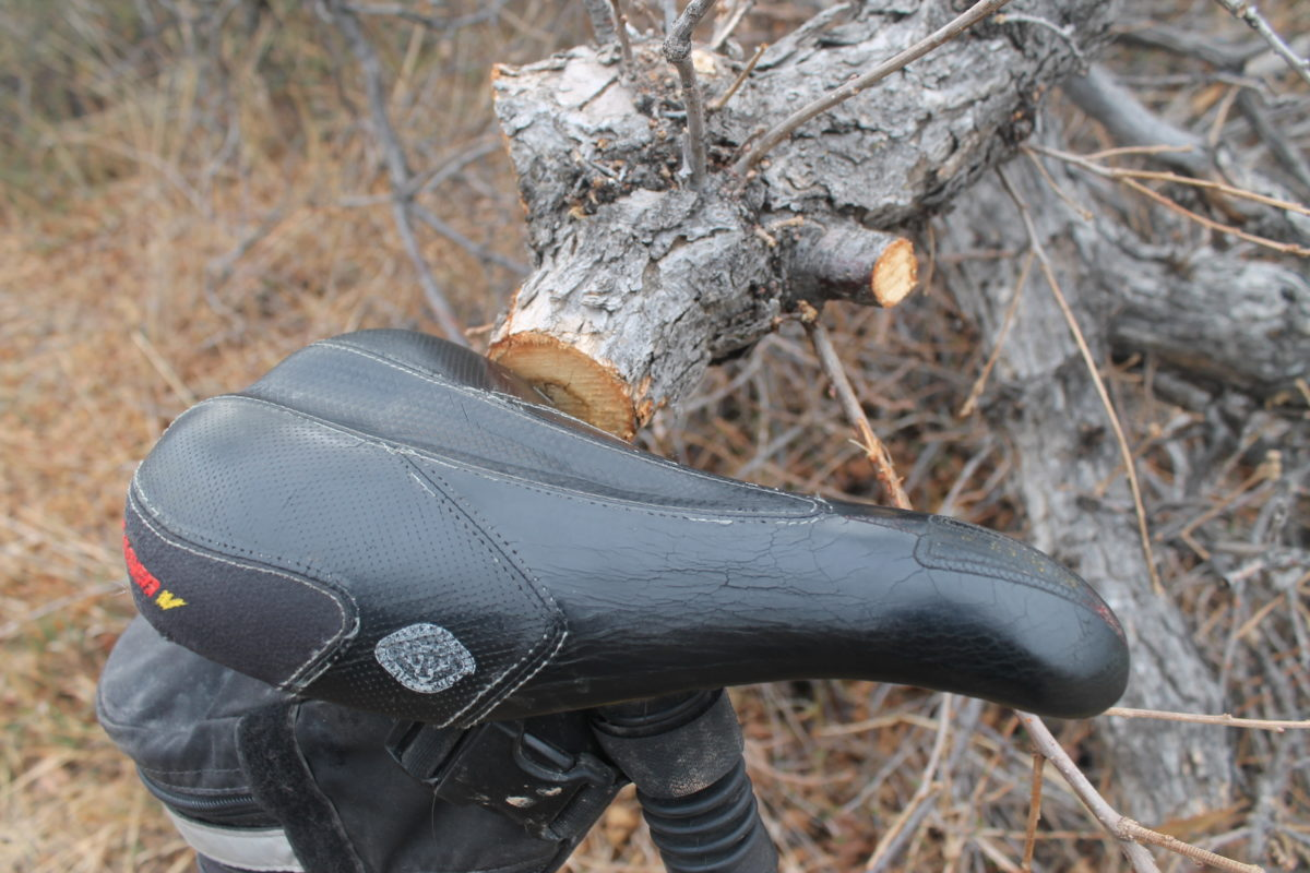This isn't the most expensive or lightest saddle in the WTB line, but it is very comfortable.