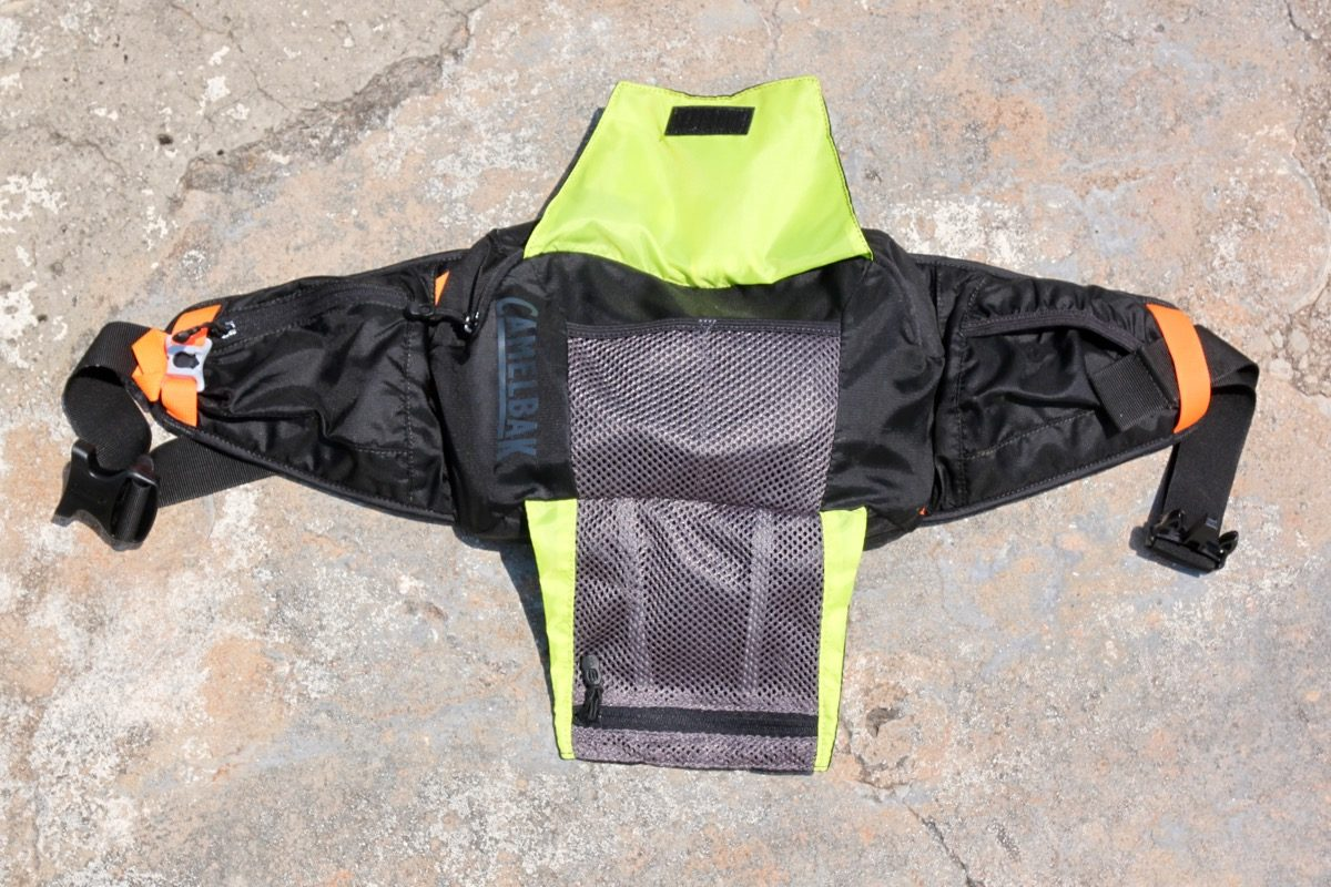 Tool roll plus strap for attaching soft body armor.