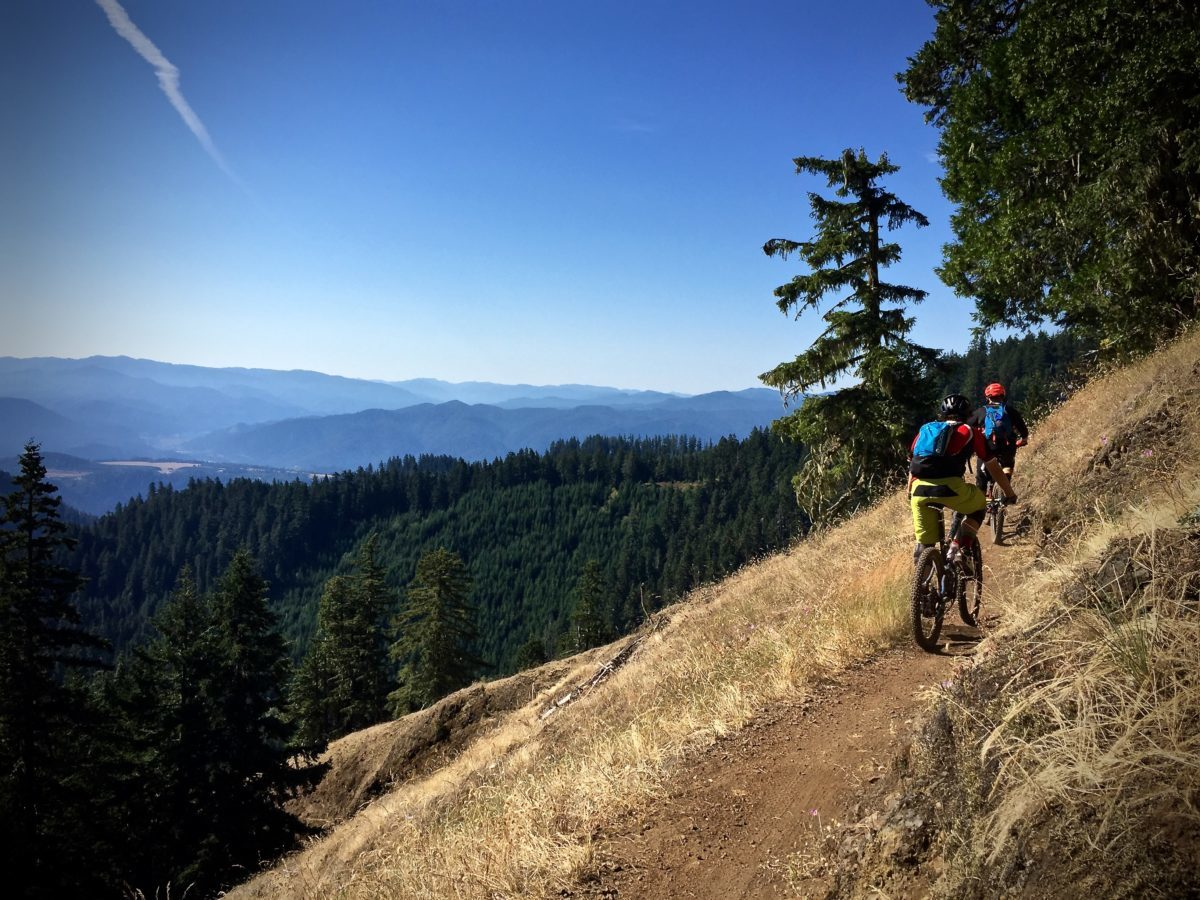 Alpine Trail. Photo: Chris Daniels