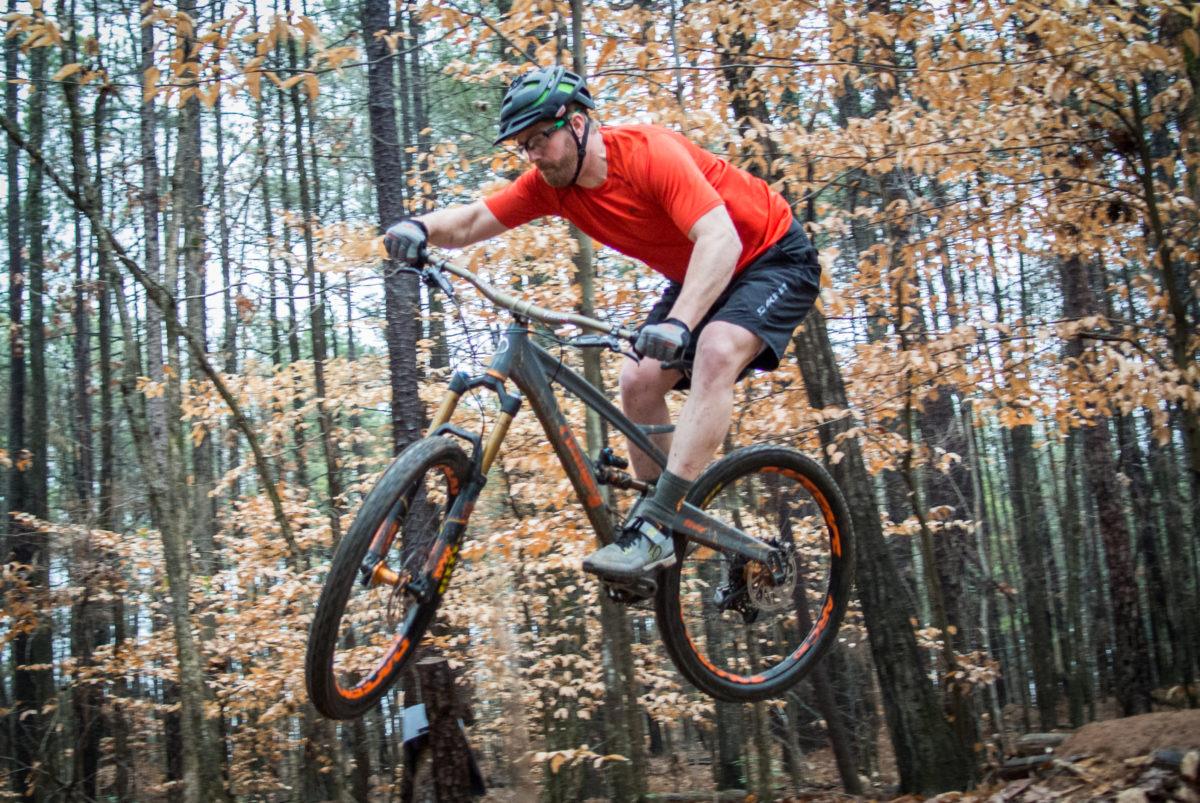 """rider: Chris """"Indy"""" Jones / photo: Aaron Chamberlain"""