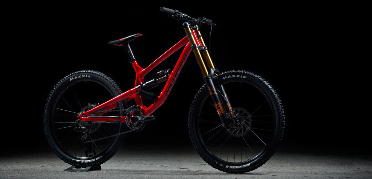 The new Commencal Furious (all images courtesy Commencal)