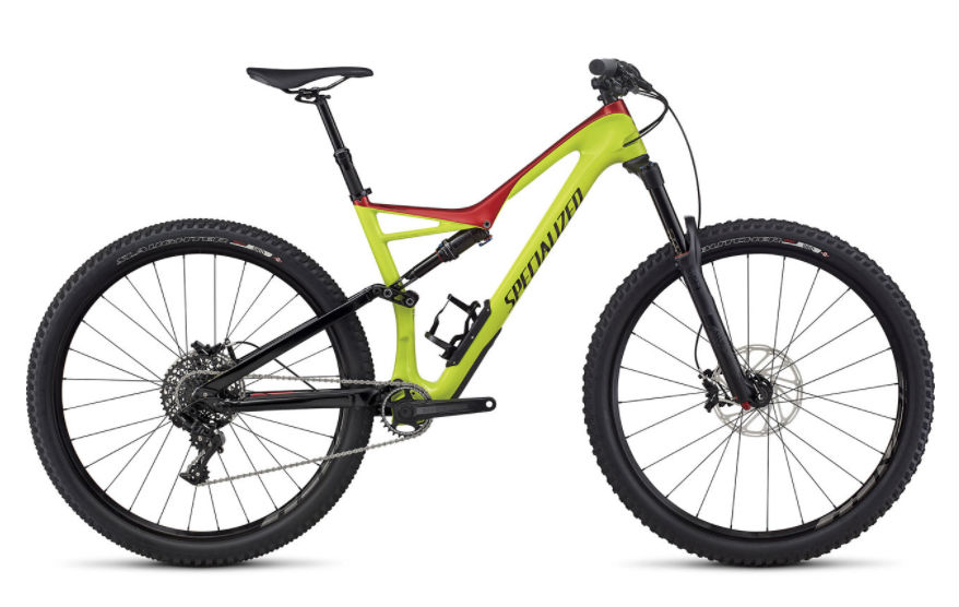 Specialized Stumpjumper FSR Carbon 29. Photo: Specialized.