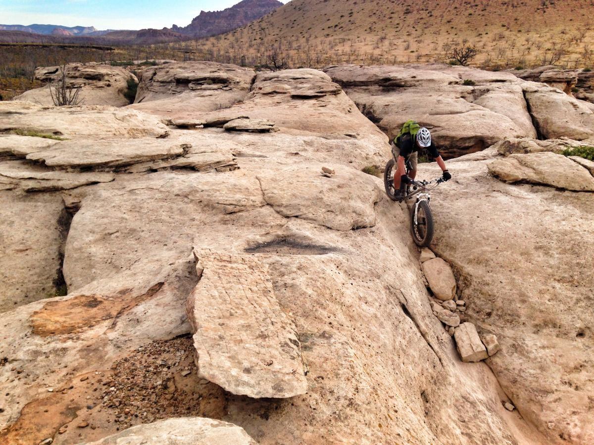 Guacamole Mesa. Rider: Zach Bryan. Photographer: Susan Bryan