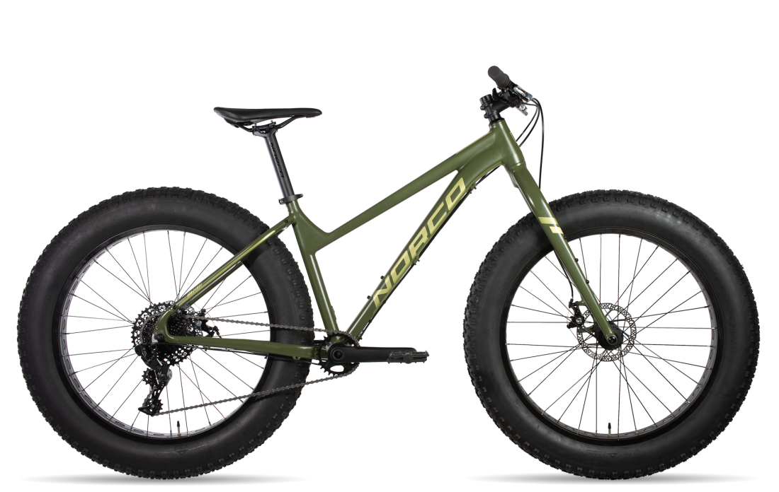 Norco Bigfoot 2 fat bike