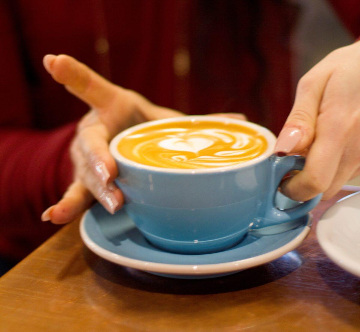 Coffee crop