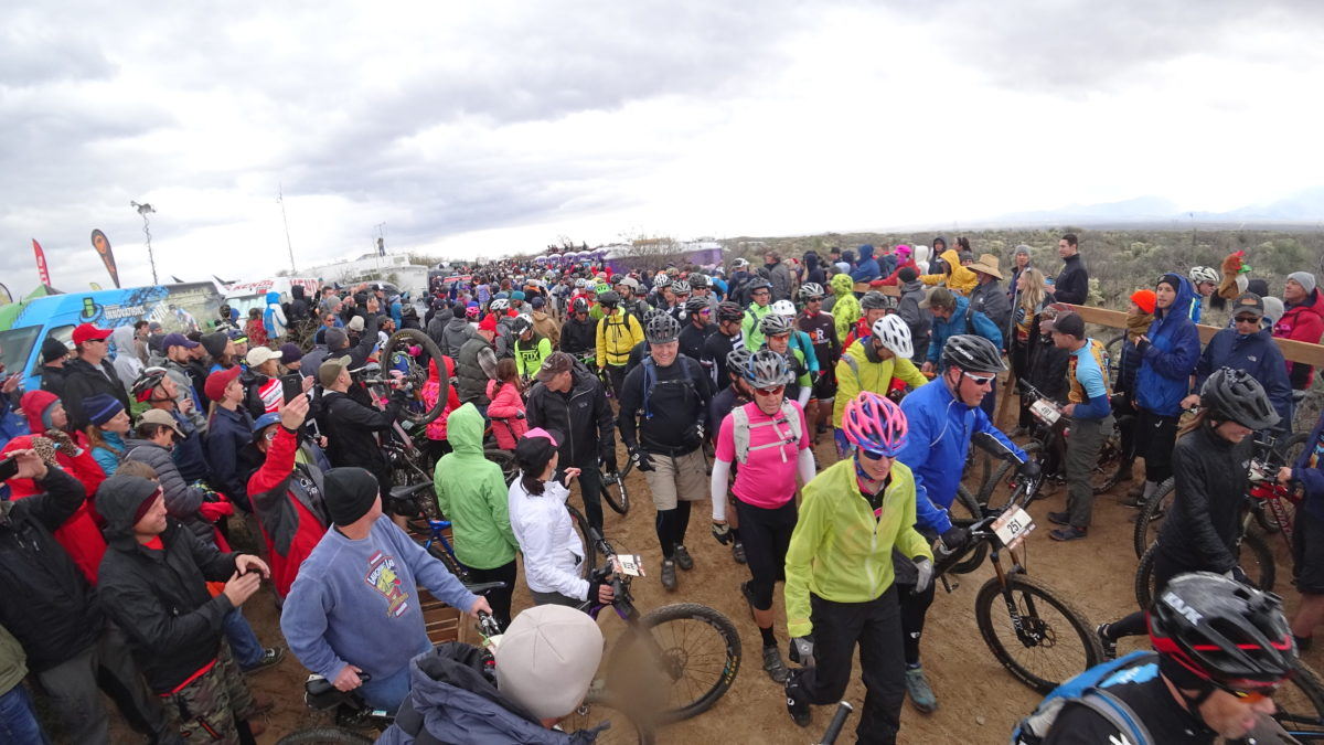 The 24 Hours in the Old Pueblo is a great example of how mountain biking and the events that surround it bring thousands into a community.
