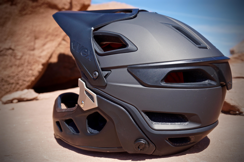 Uvex Jakkyl Hde Convertible Full Face Helmet Review