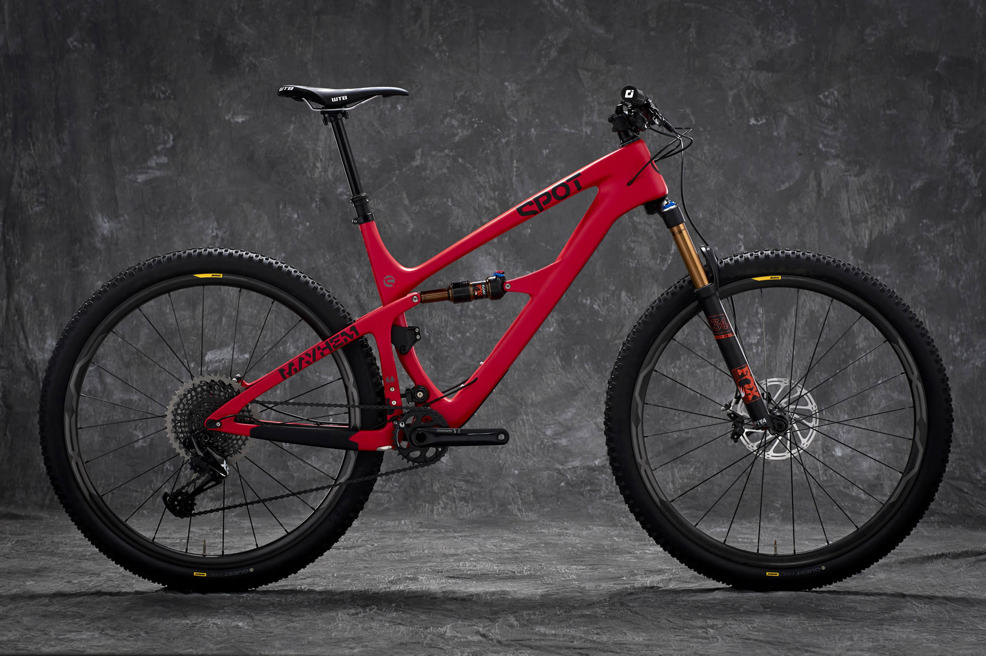 Spot Mayhem 29er Prototype Spotted At Outerbike
