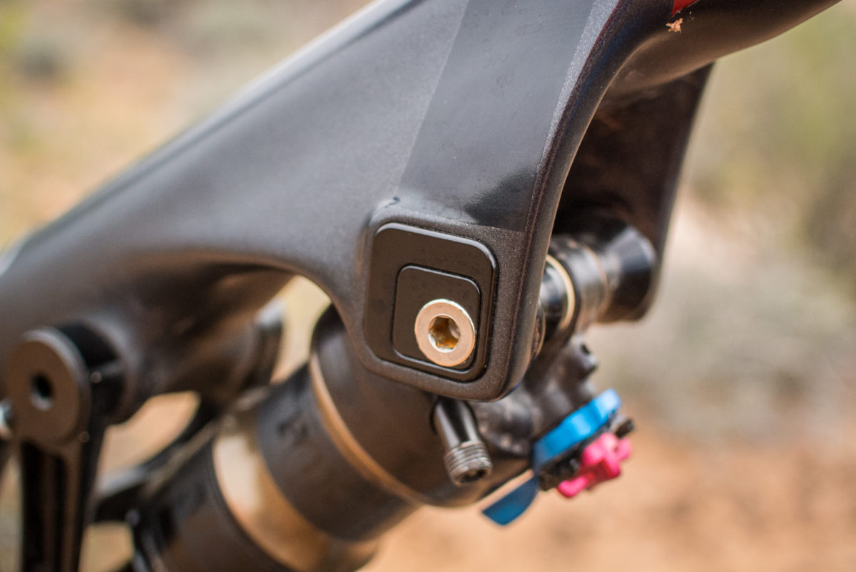 Rocky Mountain's Ride-9 System gives you tons of geometry options