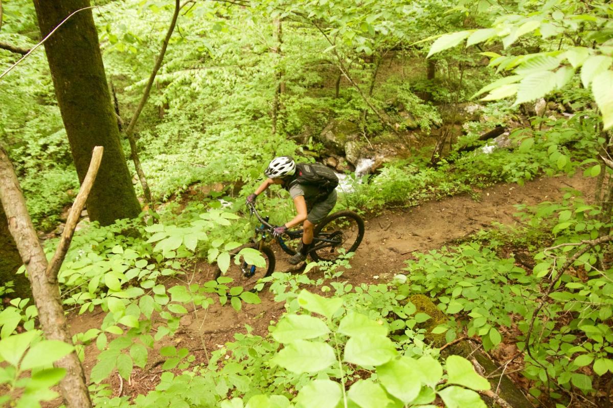 Rider: Leah Barber. Photo: Jeff Barber