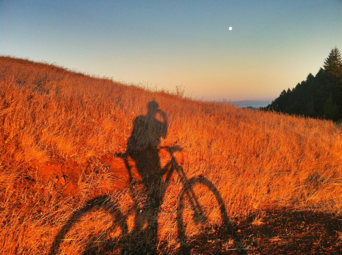 Sunset in Marin. Photo by Peter Repetti.
