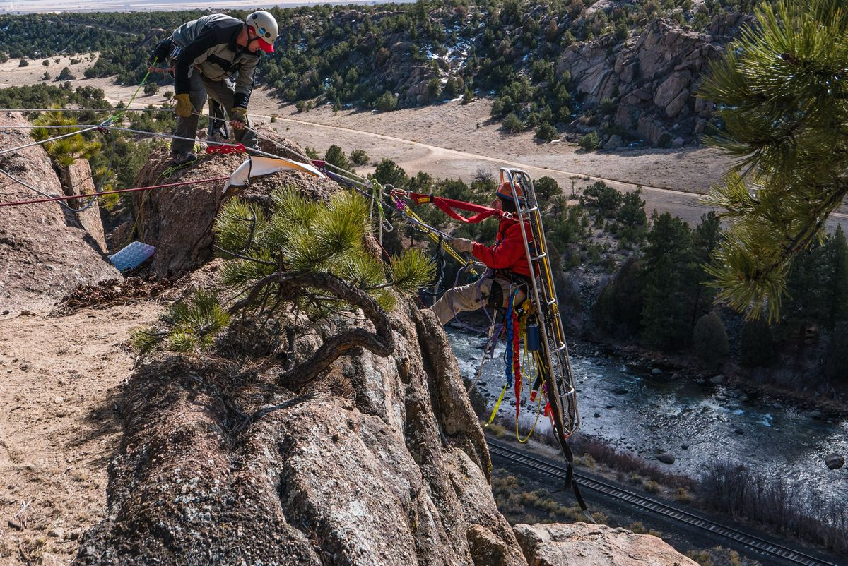 Search and Rescue Training. Photo: Scott Anderson