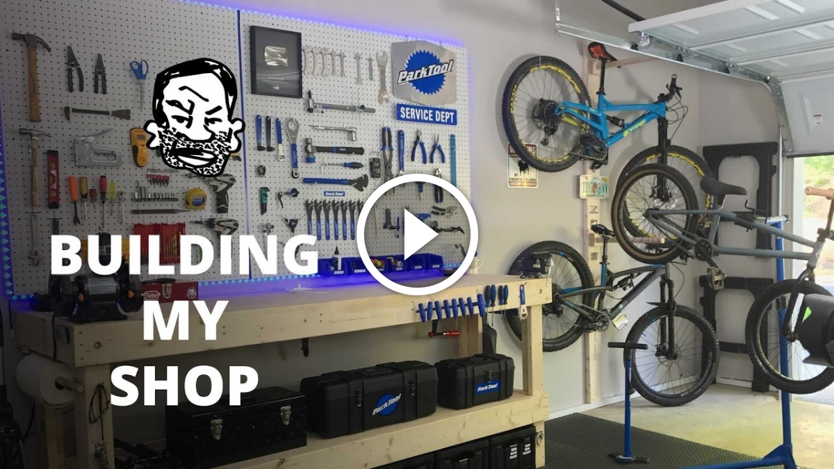 Watch Diy Bike Workshop Seth S Bike Shack