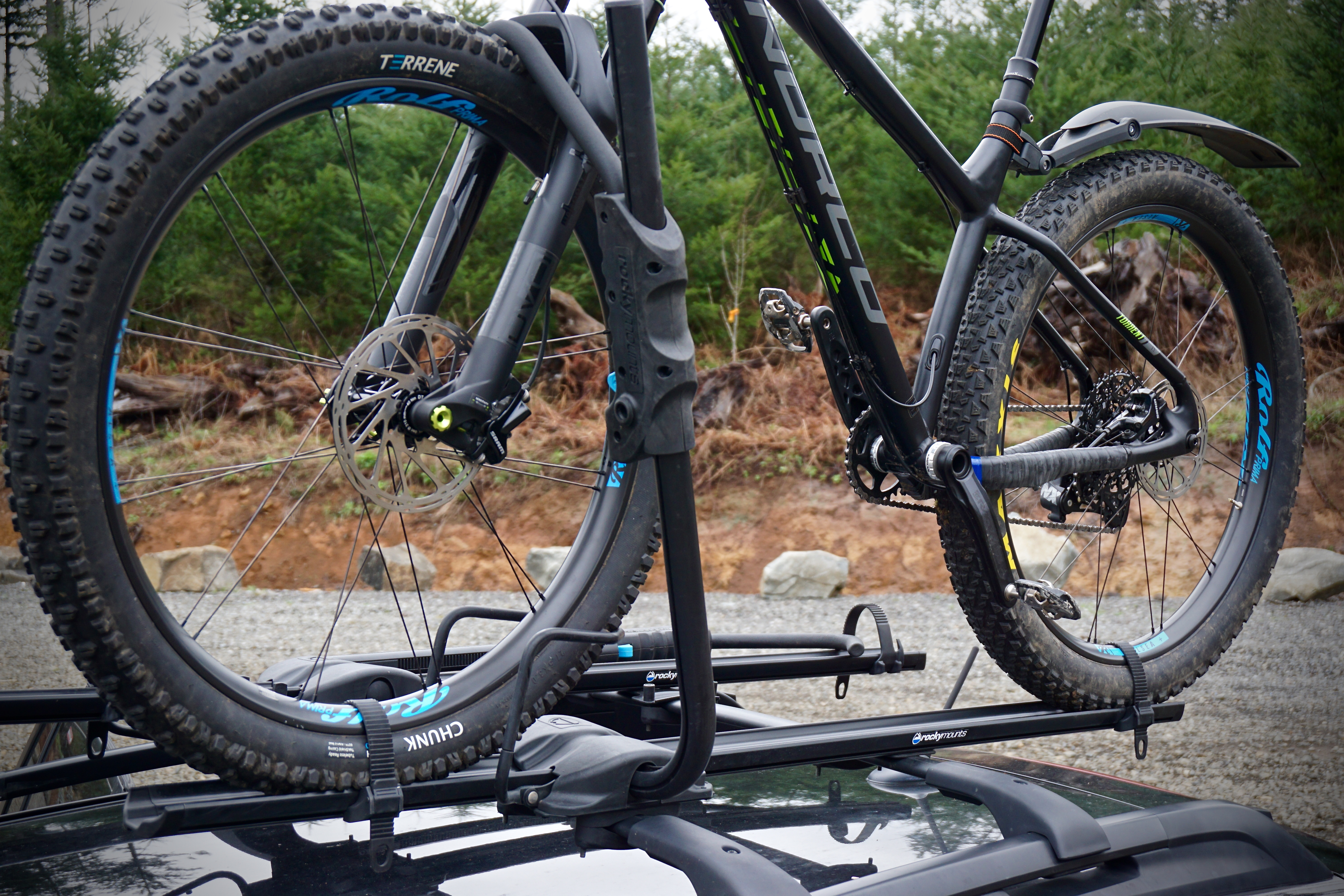 Despite The Convenience Of A Pickup And Growing Popularity Car Hitch Mounts I Would Guess Roof Rack Remains Most Popular Bike Hauling
