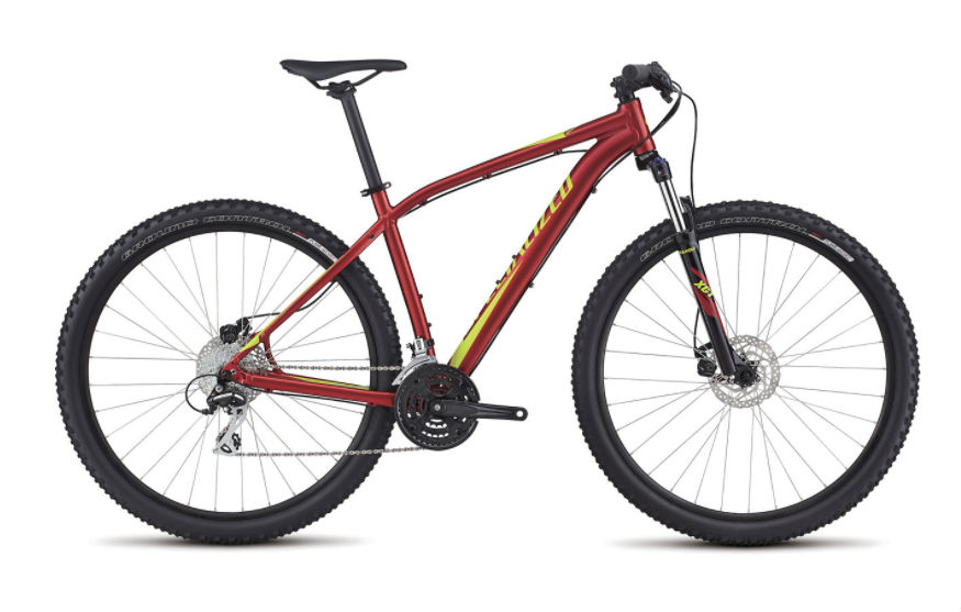 The Specialized Rockhopper Is A Venerable Budget Hardtail Mountain Bike That Offers Storied History And An Assurance Of Quality Bat 525