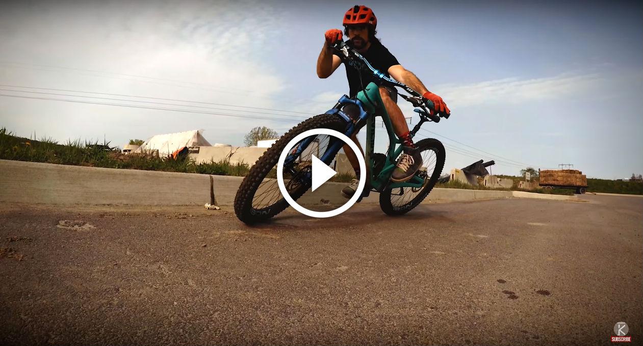 Watch: 6 Beginner Mountain Bike Skills that You Can Learn Anywhere!