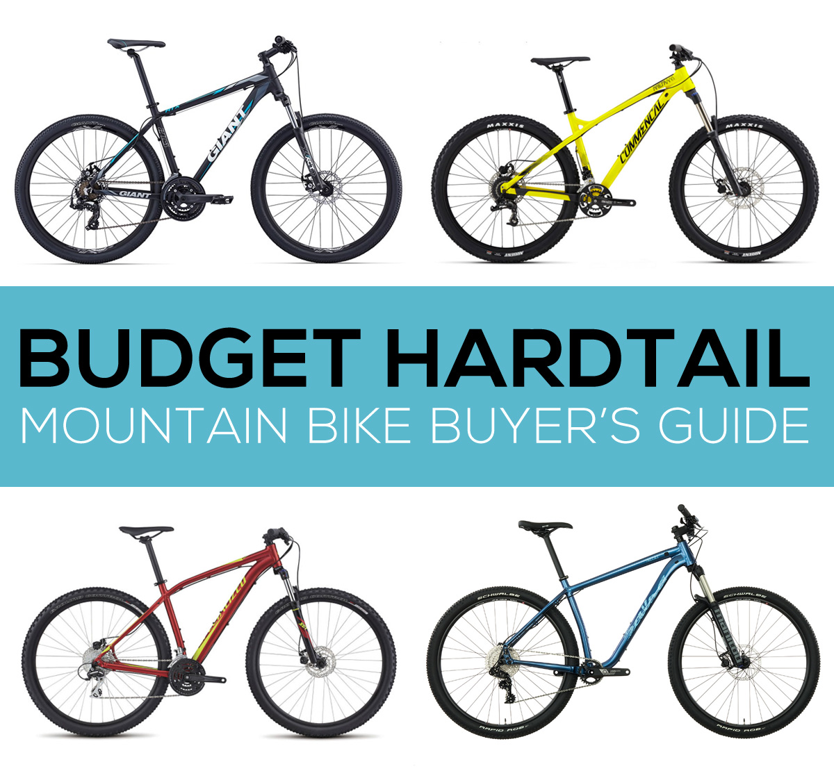 f2a74c494ea Buyer's Guide: Budget Hardtail Mountain Bikes - Singletracks ...