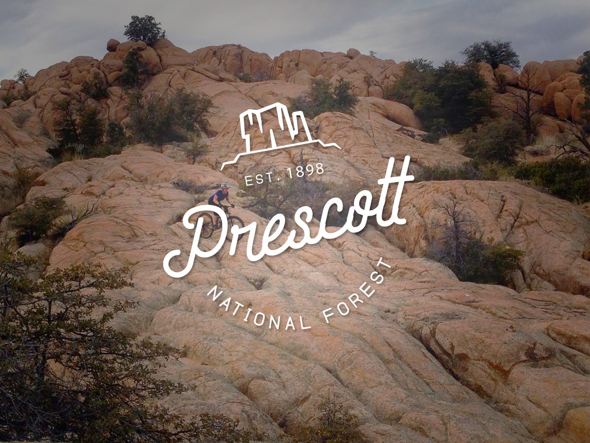 Prescott National Forest Mountain Biking