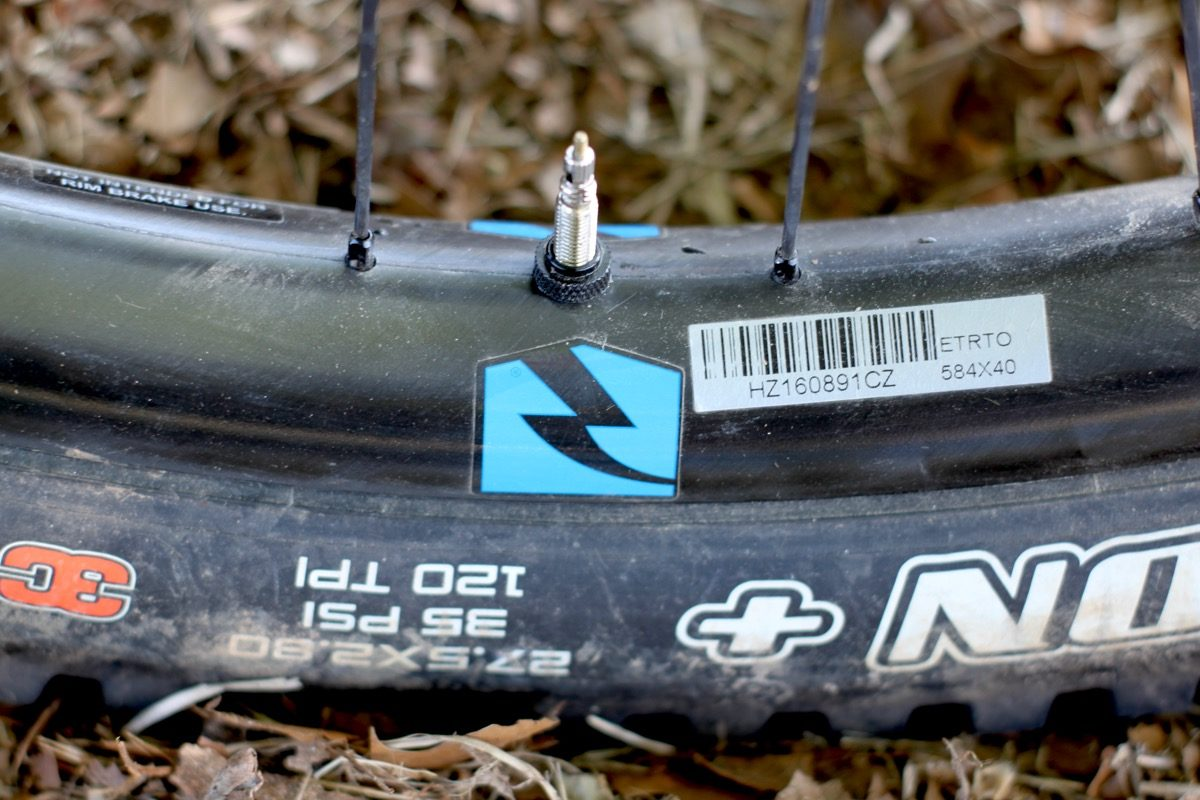 Can I Run A Wide Tire On My Rim Mountain Bike Rim Widths De