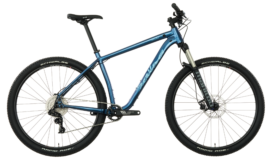 765305b7d3a Salsa has rolled out several affordable and well-spec'ed bikes within the  last year, with the base model of the Timberjack being especially notable.