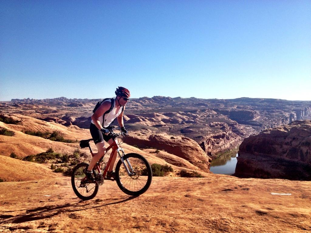 BLM Withdraws Leases for Extraction From Moab Slickrock Area - Singletracks Mountain Bike News