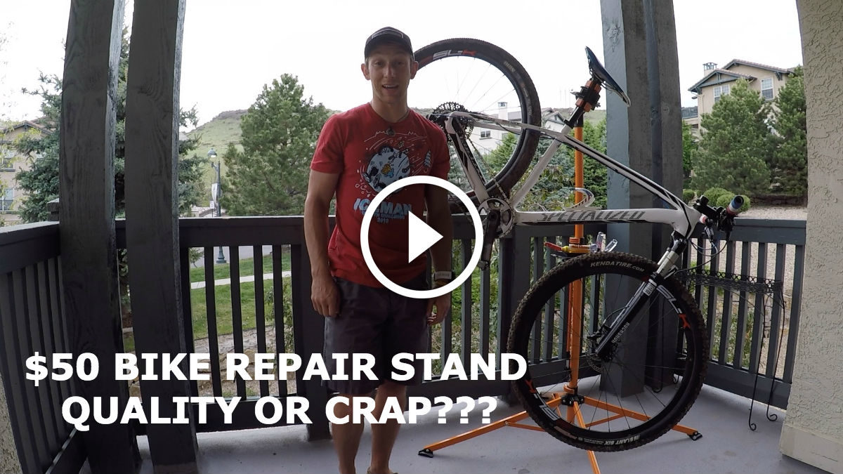 064222e2454 I have wanted a repair stand for a quite a while but I've held off because  I thought they were way too expensive. I would much rather spend $150-400  on ...