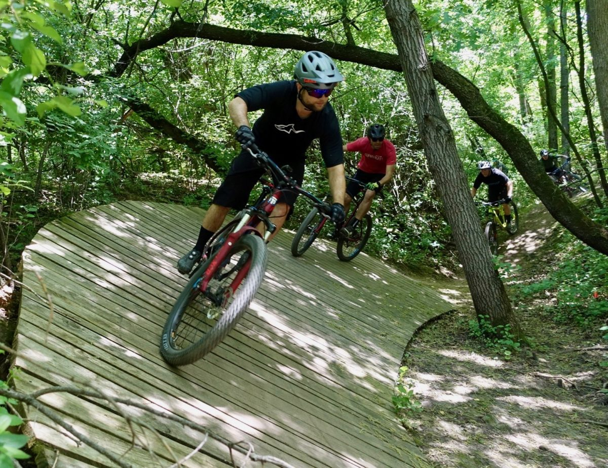 6f37e19baf0 Mongoose's self-proclaimed purpose in life is to help get more people into  riding bikes and then once they're hooked, helping them increase their ...