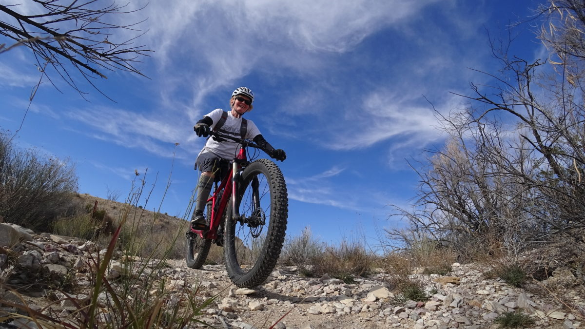 How To: Bring a Beginner up to Full Mountain Bike Speed