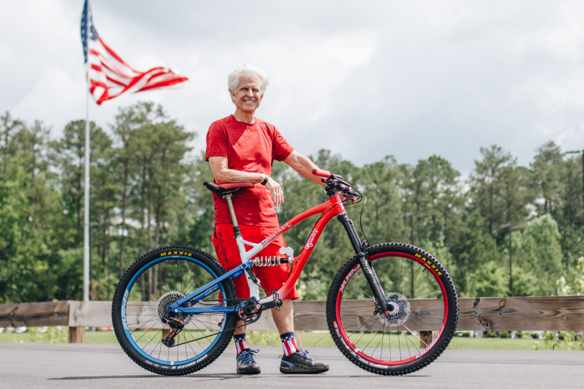 """243bef16ce6 Sixes Pit, a bike shop located about 40 miles north of Atlanta, GA, sent  over these photos from their latest """"Project6"""" custom build based around a  ..."""