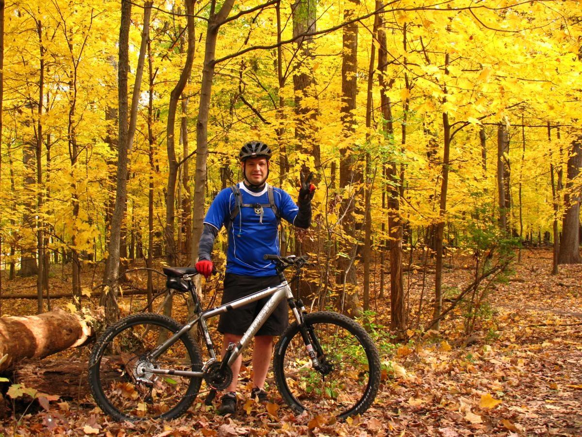 Five2ride The Best Bike Trails In Chicago Singletracks