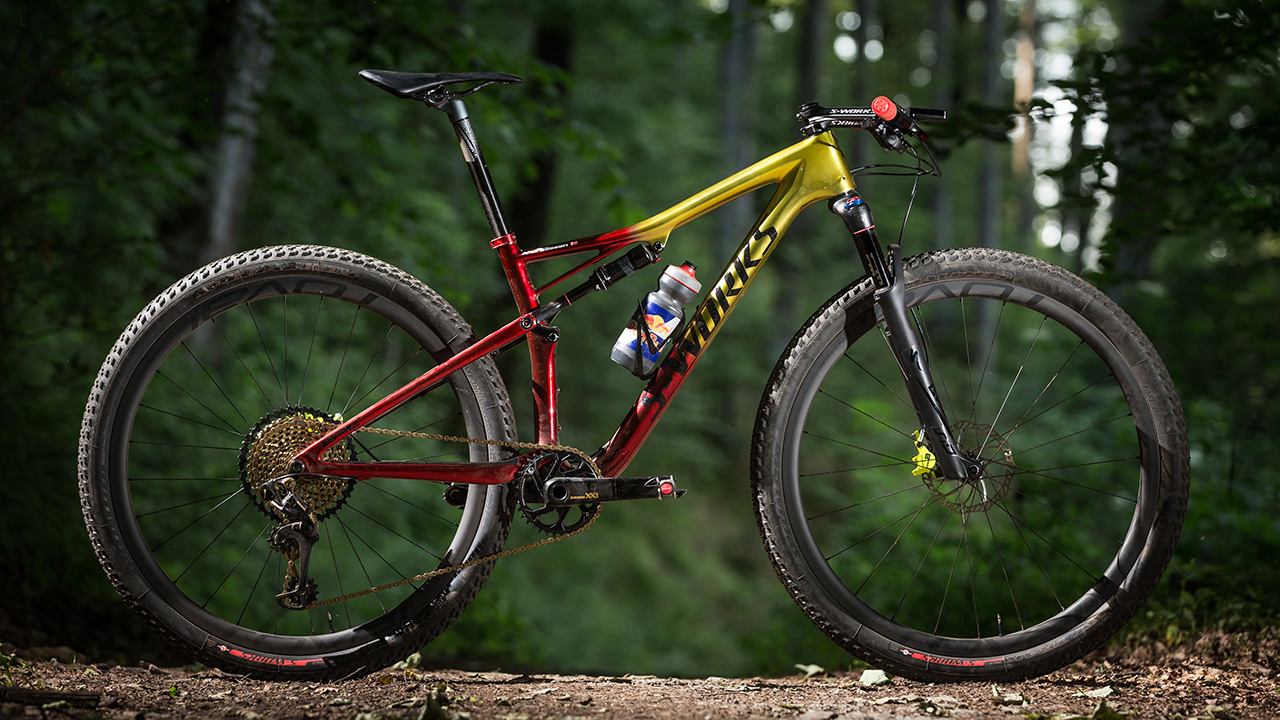 All New Specialized Epic FSR Goes Single Pivot, Frame Drops