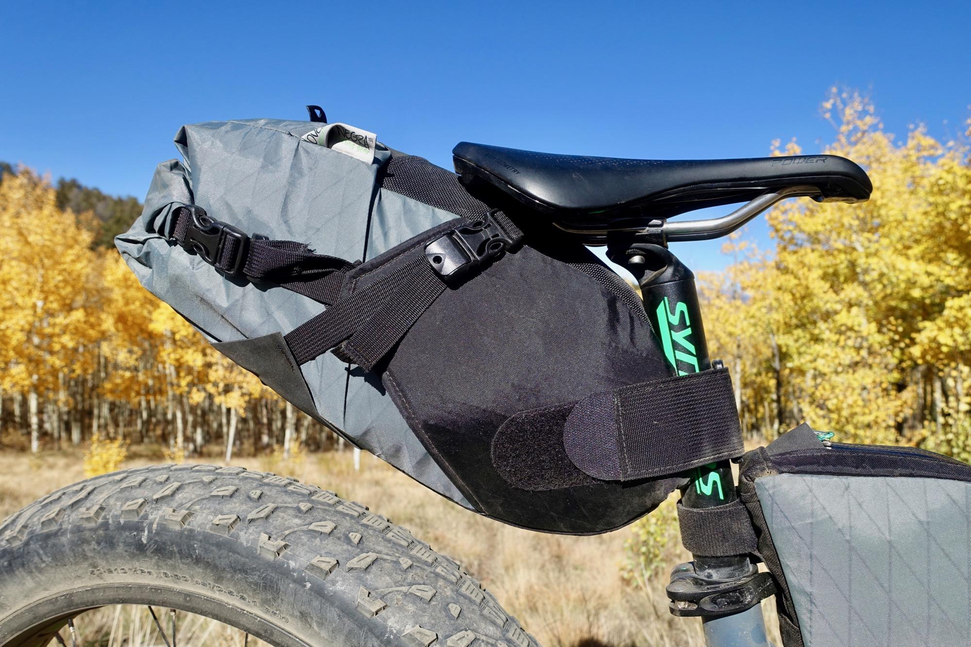 Oveja Negra Gearjammer Seat Bag Review Singletracks Mountain Bike News
