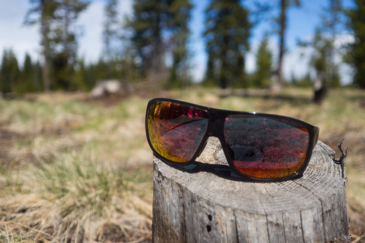 Glasses Frames Bend Oregon : Adidas Horizor Sunglasses Review - Singletracks Mountain ...